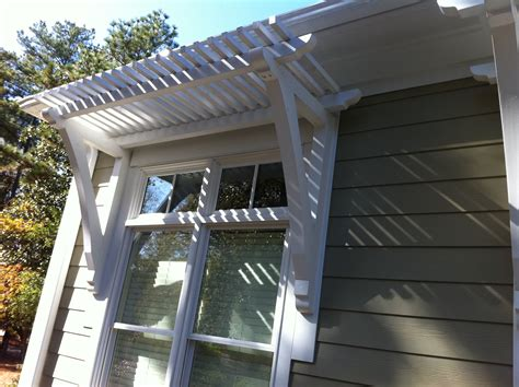 pergola window awning outdoors
