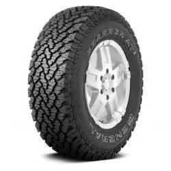 General Suv Tires General 174 4565950000 Grabber At2 Lt275 65r18 Q Tires