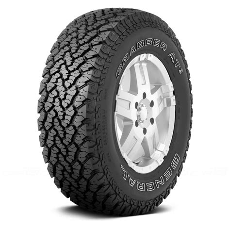 general grabber at2 light truck and suv tire 205 75r15 general grabber at2 tires all terrain tire reviews autos