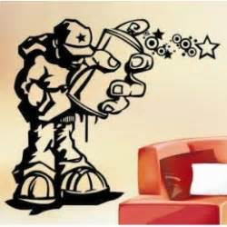 Wall Stickers Graffiti Graffiti Art On Pinterest Graffiti Graffiti Wall Art
