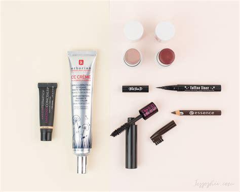 8 Great Travel Makeup Kits by My Minimalist Travel Kit Makeup Skin Hair