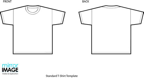 white t shirt front and back template 15 psd t shirt template front and back images black t