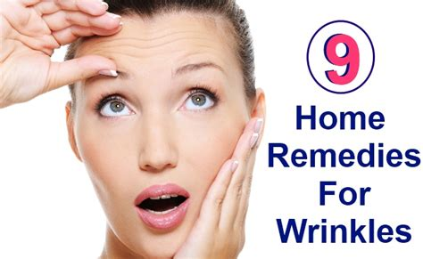 9 home remedies for wrinkles diy health remedy