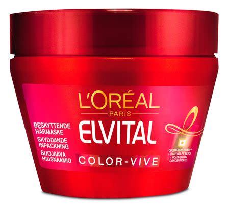 Sho L Oreal Color Vive elvital maske color vive 300 ml