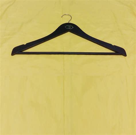 Hook Ram Lengkung Gantung Baju Jual Hanger Kayu Palang Kayu Bulat Nusa Aksesoris