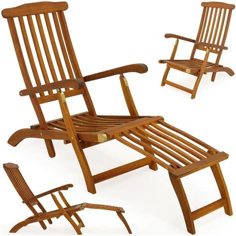 sun chairs garden lounger wooden folding recliner
