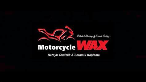 motosiklet yikamanin adresi motorcycle wax motosikletclub