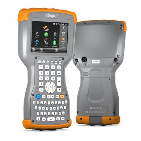 rugged handheld computers juniper systems allegro 2 ag2a s rugged handheld computers jual harga price gpsforestry
