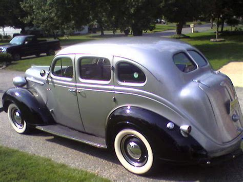 1938 plymouth 4 door sedan 1938 plymouth 1938 plymouth p 6 road king black and