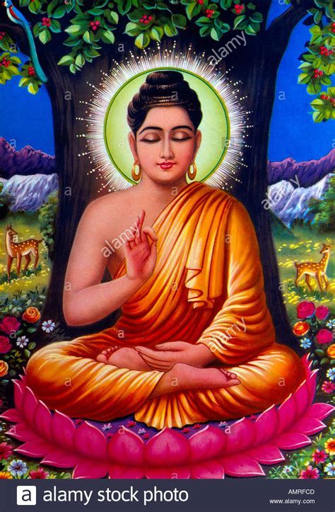 buddha and lotus buddha painting flower www pixshark images