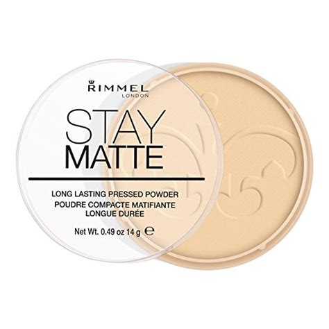 Bedak Rimmel Stay rimmel stay matte pressed powder yeppeun co id