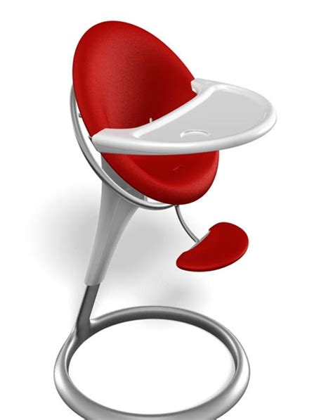 Modern Nursery Nest Highchair Becomes A Regular Chair by Beetle Modern High Chairs For Today S Children