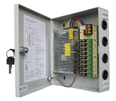 Power Supply Box 5 A Box Power Cctv power supply cctv power supply