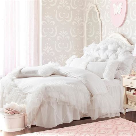 duvet cover princess white satin 100 cotton solid color