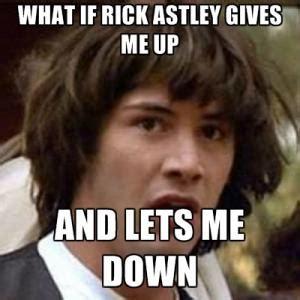 Rick Astley Meme - rick astley jokes kappit