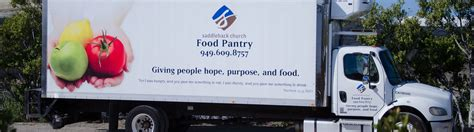 Saddleback Food Pantry by Saddleback Church Daring Faith Rancho Capistrano