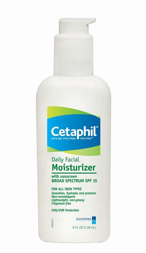 Cetaphil Moisturizer Spf 15 cetaphil fragrance free daily