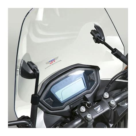 Windshield Motorcycle national cycle deflector screen dx windshield revzilla