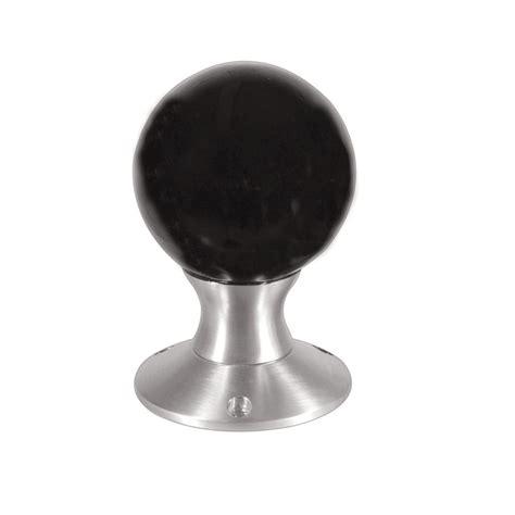 Black Glass Door Knobs Black Glass Door Knob