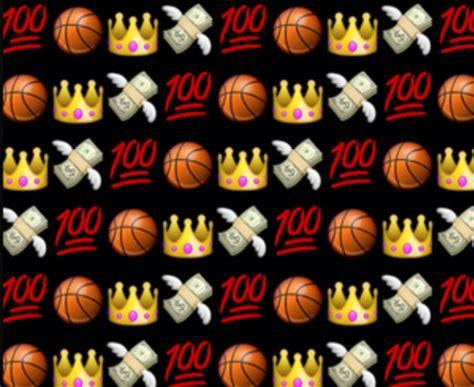 emoji sports wallpaper background emojis emoji wallpaper lockscreen basketball