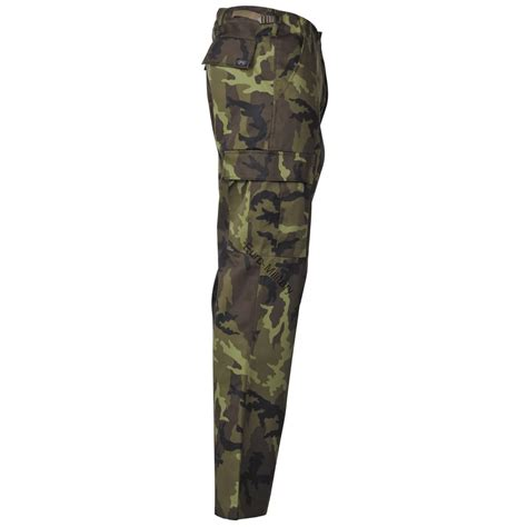 army pattern trousers military outdoor clothing cz army m95 camo pattern bdu