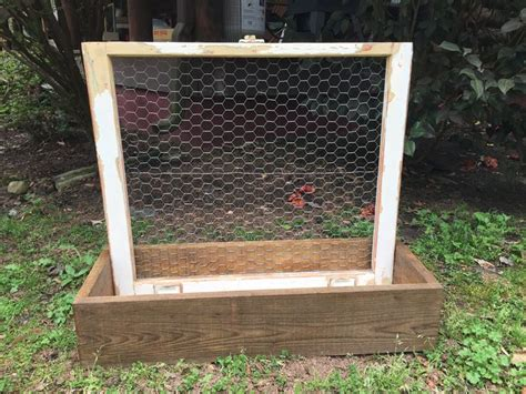 wire window box planter 306 best images about reclaimed recycled repurposed