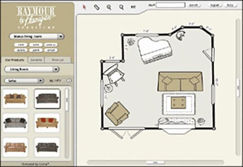 build a room online architecture the awesome raymour software room design