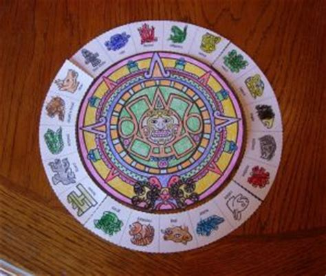 how to make a mayan calendar for 21 best images about mesoamerica on