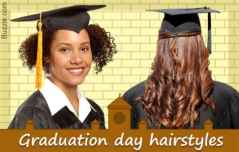 hairstyles for graduation day ideas to pull off the perfect hairstyle for your