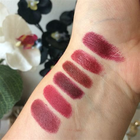 The Mat Reviews by Autumn Lipsticks Melle Angie Co