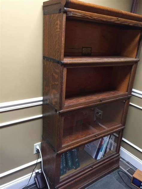 barrister bookcase for sale globe wernicke barrister bookcase for sale classifieds