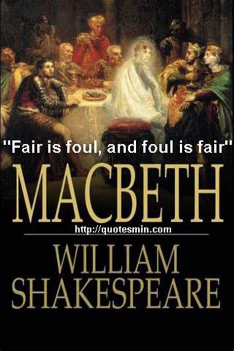 78 best famous macbeth quotes on pinterest macbeth william shakespeare macbeth literary quote quot fair is
