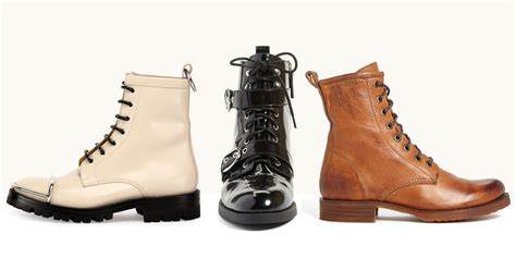 womans combat boots 8 best combat boots for in fall 2017 brown and