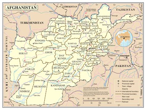 political map of afghanistan political simple map of afghanistan single color outside