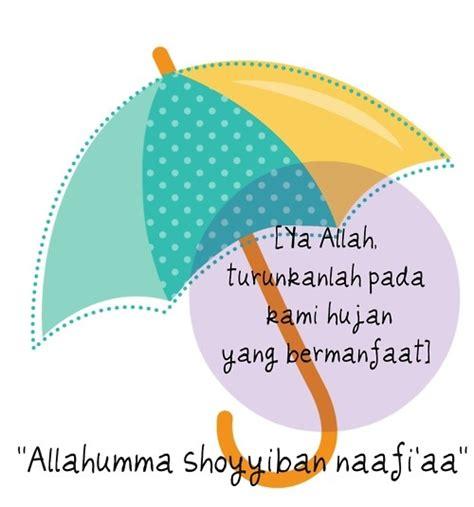 doa saat turun hujan ب س م الله الر ح من الر ح يم