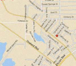 deltona florida map city of deltona fl harris m saxon community center park