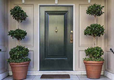 smart choices  common exterior door materials