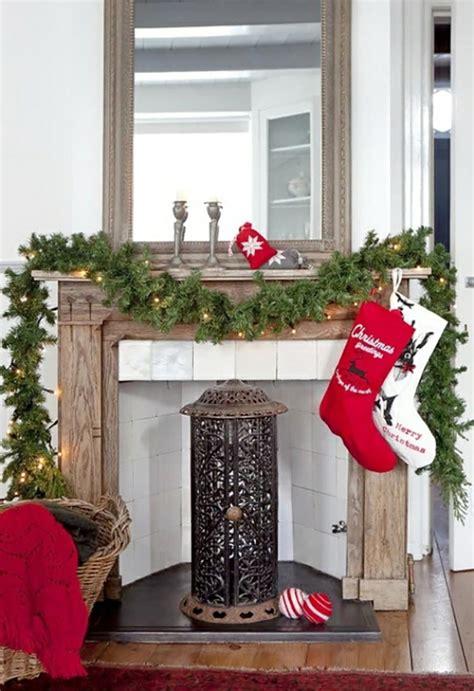 decoration de cheminee d 233 coration de no 235 l pour un int 233 rieur en design feria