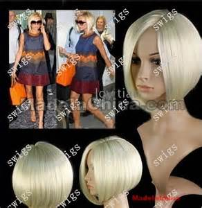 style long bob no heat 10pcs long straight blonde bob style heat wholesale free