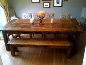 How To Make A Rustic Dining Room Table Planning Ideas Diy Farm Table Plans Farm House Table