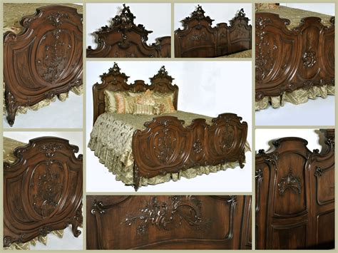 antique bedding antique of the week the king size bed antiques in style