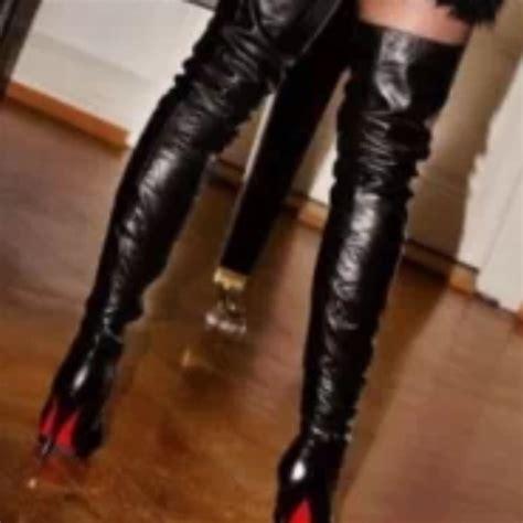 22 arollo boots arollo leather boots the knee