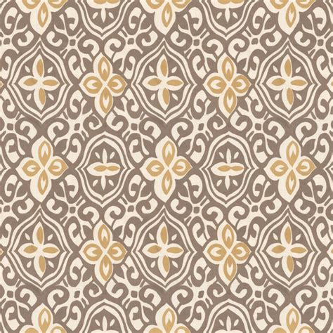 moroccan upholstery tan gold moroccan mosaic fabric less is moorish rattan
