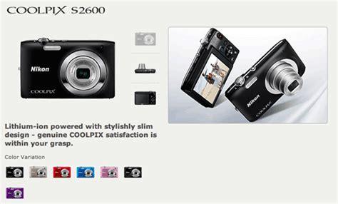Jual Kamera Nikon Coolpix L26 lengkap daftar harga kamera digital update