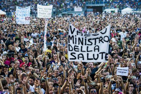 vasco roma 2014 vasco a roma le foto concerto all olimpico 26