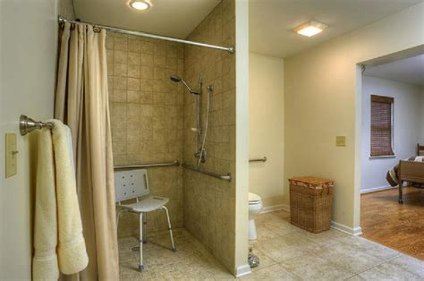 Bedroom Design Green - handicap bathroom stephen l mabe building inc