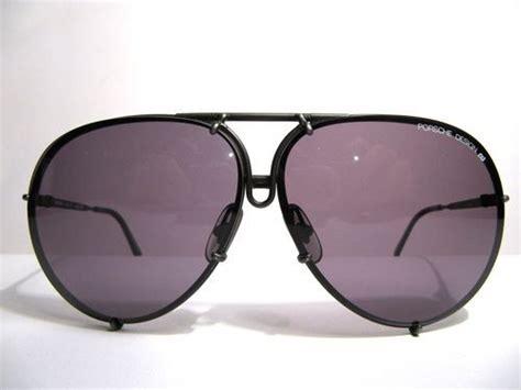 Porsche Design Aviator Sunglasses Porsche Design By 5623 Vintage Sunglasses 80s