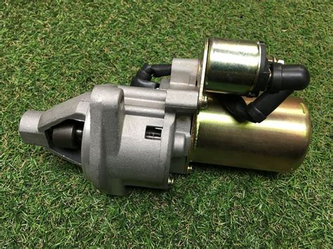how to fit starter motor starter motor to fit 15hp chippers
