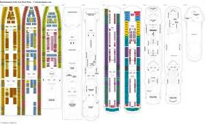 of the seas decks enchantment of the seas deck plans diagrams pictures