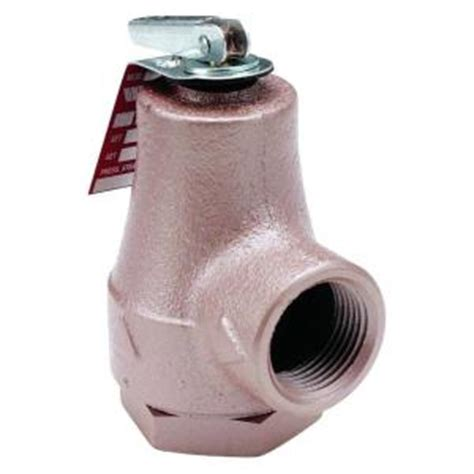 Garden Hose Pressure Relief Valve 3 4 In Cast Iron Water Pressure Safety Relief Valve 374a